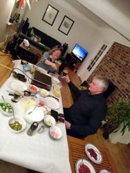 Aufgetischt: Raclette & Selbstgebrautes