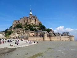 Abtei- und Festungsinsel: Le Mont-Saint-Michel