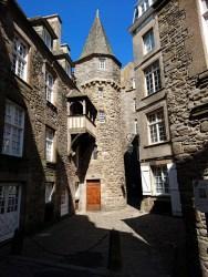 Saint-Malo: Ältestes Haus der Stadt
