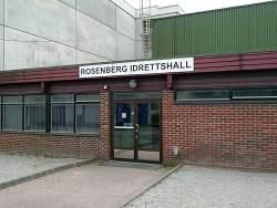 Austragungsort für das Rogaland Ølfestival: Eine unscheinbare Sporthalle