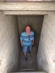Bunkerwärtin von Hirtshals