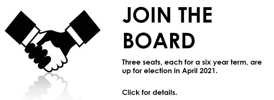 Join Board 2020 for website