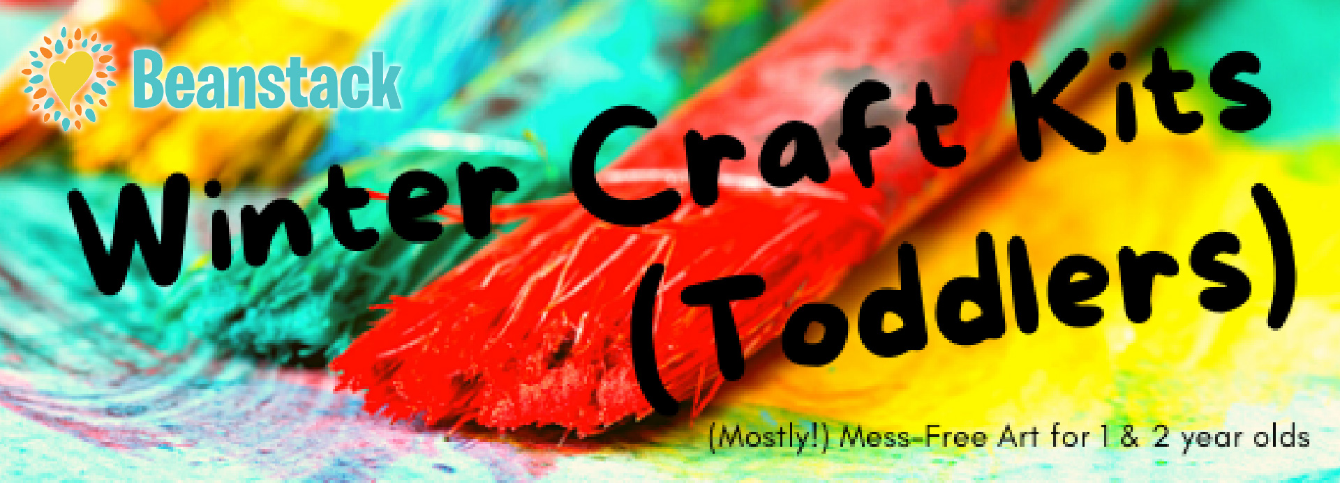 Winter Craft Kit Toddler