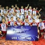 Piękny (i zasłużony) widok: Polacy zwycięzcami Ligi Światowej 2012
