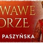 Krwawe morze Maria Paszyńska