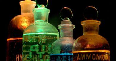 Химични вещества и смеси