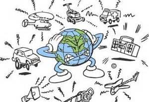 шум и шумово замърсяване