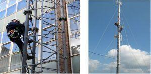 Работа на височина риск от контузия или инцидент