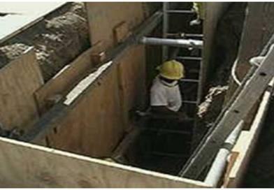 Изкопни работи правила за безопасност