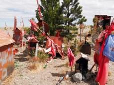 kapliczki w Patagonii