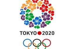 Logo des JO de Tokyo 2020