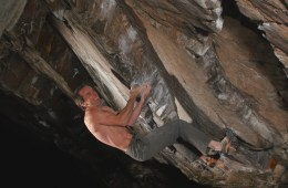 "Dave MacLeod, FA de ""4th Wave"", 8b"