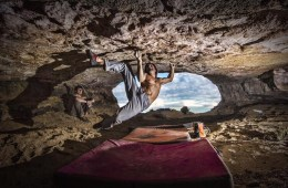 Chris Sharma toujours au top !