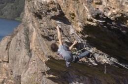 """Adam Ondra escalade """"Prédator"""", 9a+"""