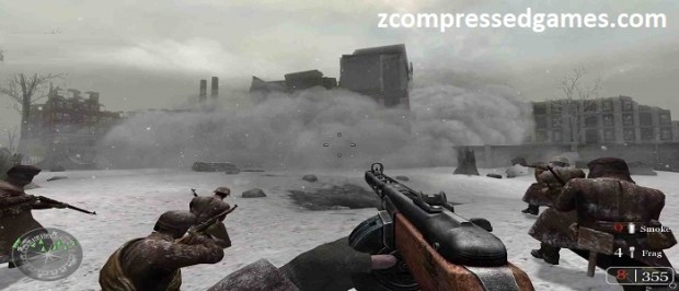 Call Of Duty highly compressed