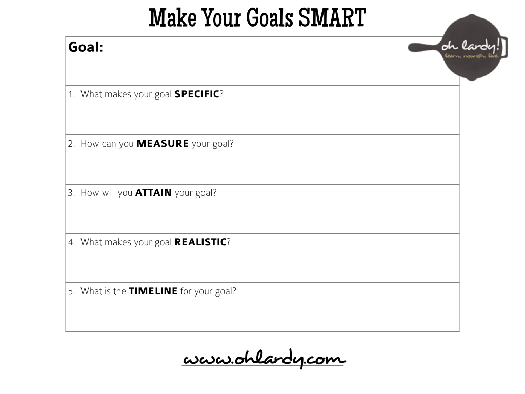 6 Tips For Reaching Your Goals And A Free Goal Setting Printable