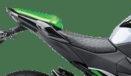 Kawasaki Z800 posición de desempeño