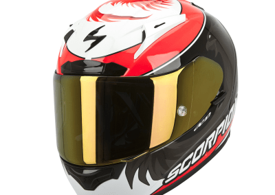 Capacete Scorpion Exo 2000 Evo Air Replica Masbou