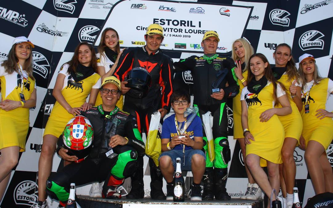 ZCUP anima Estoril na abertura do CNV Moto!