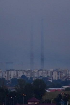 Pericol de poluare
