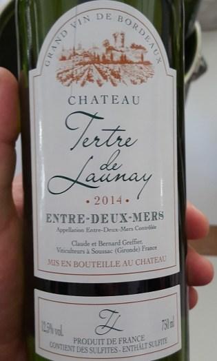 Francuskie Wina w Lidlu_Chateau Tertre de Launay Entre-Deux-Mers 2014