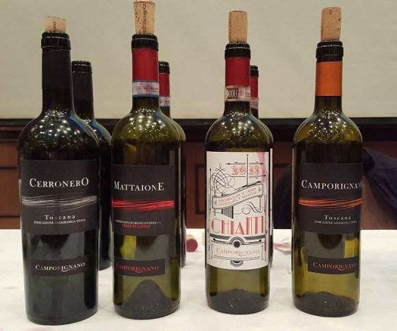 Toskańskie wina_Camporignano