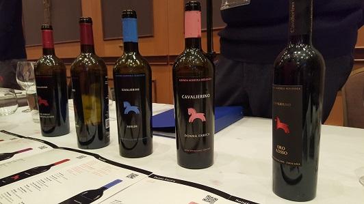 Toskańskie wina_Cavalierino