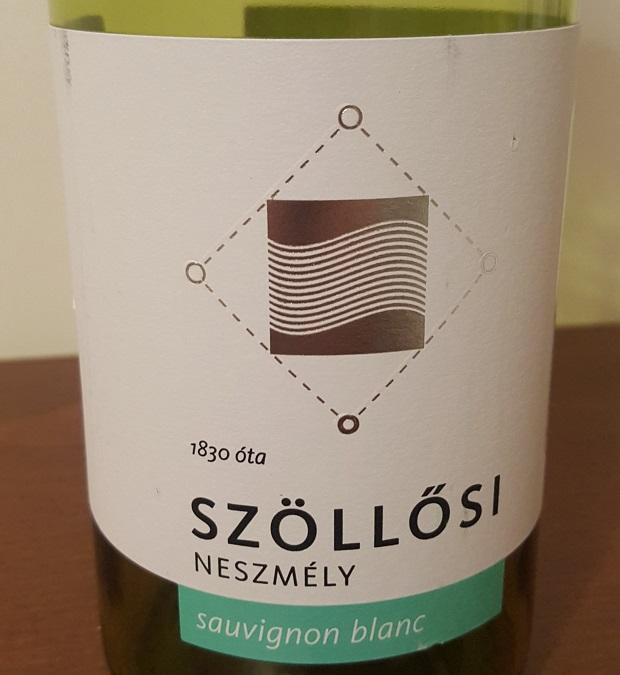 Faktoria Win_Szöllösi Sauvignon Blanc 2014