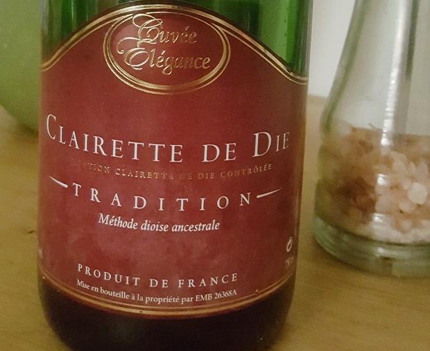 Francuz z Lildla_Clairette de Die Tradition Cuvée Élégance