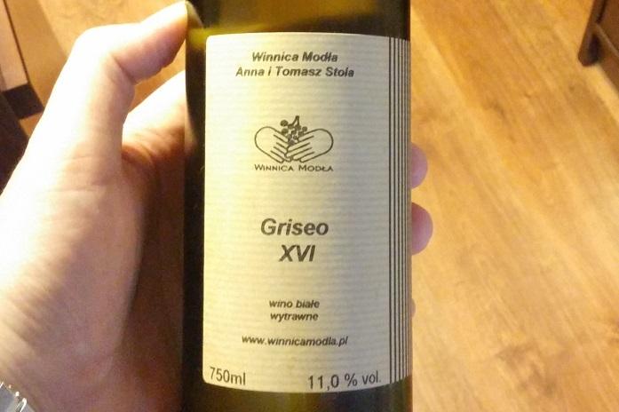 Winnica Modła Griseo