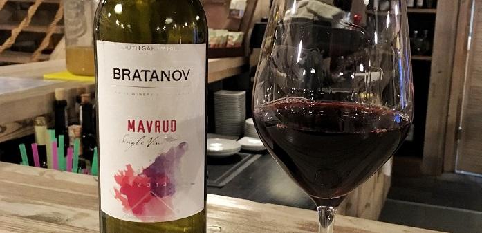Bratanov Mavrud