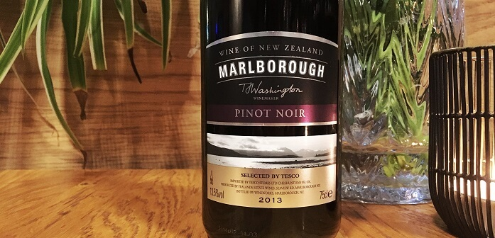 Tesco Finest Pinot Noir Marlborough