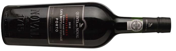Quinta Do Noval Porto LBV Unfiltered Single Vineyard 2013