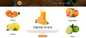 Canadian Citrus website