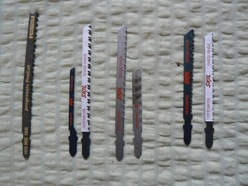 BOSCH Lama Per Seghetto Alternativo Hcs T Progressiva 244 D 74mm