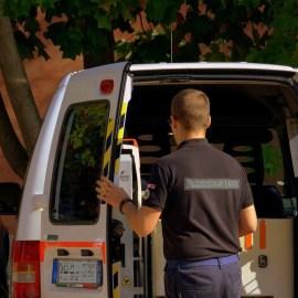 slika reševalnega vozila