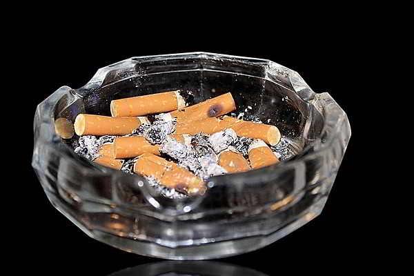 маркеры курения
