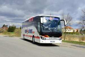 Autobus Setra společnosti Eurolines. Foto: Eurolines