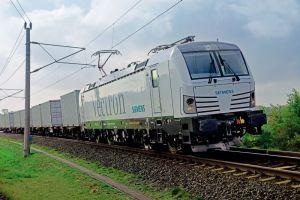 Lokomotiva Vectron, foto: Siemens