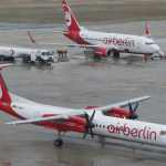 Dash DHC8 Q-400 v barvách Air Berlin. Foto: Wikimedia Commons