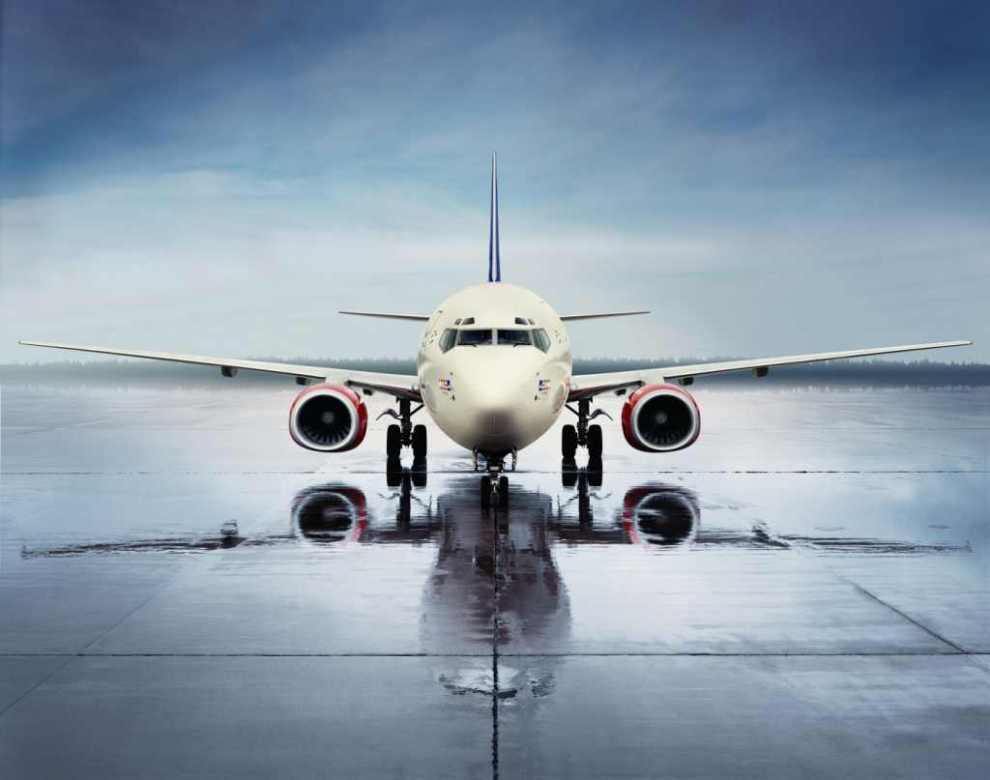 Boeing 737 společnosti SAS. Foto: SAS