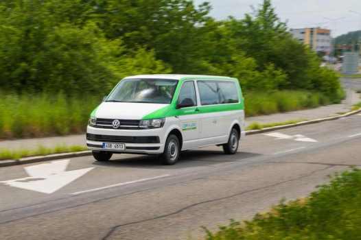 Volkswagen Transporter ve flotile Car4Way: Foto: Car4Way