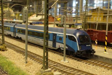 Railjet v Království železnic. Foto: Království železnic