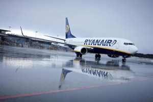 Boeing 737 společnosti Ryanair. Foto: Ryanair