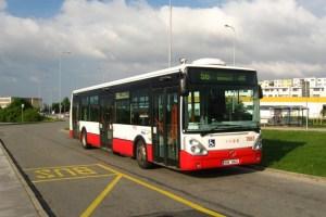 Dopravní podnik města Brna využívá už dnes hlavně autobusy Iveco. Na snímu model Citelis. Foto: DPMB