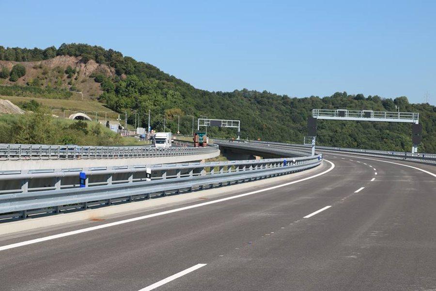 Dálnice D8. Foto: Ministerstvo dopravy