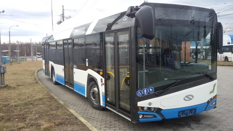Solaris Urbino 12 CNG. Foto: DPCHJ