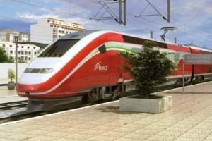 Jednotky Euroduplex v barvách ONCF, které budou jezdit po marocké vysokorychlostní železnici. Foto: Alstom