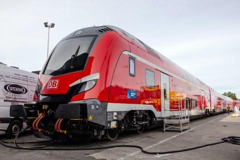 Innotrans 2018, NIM Express od Škoda Transportation, zdroj: ŽelPage/Juraj Kováč