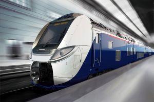 Dvoupodlažní jednotky Omneo Premium. Foto: Bombardier
